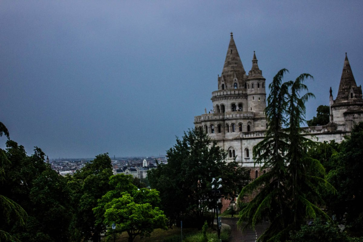 Photo of the week: Fisherman Bastion in Budapest