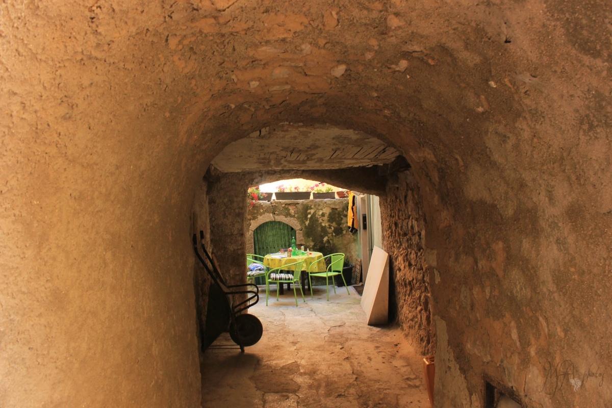 Photo of the week: the story of hidden backyards inCroatia